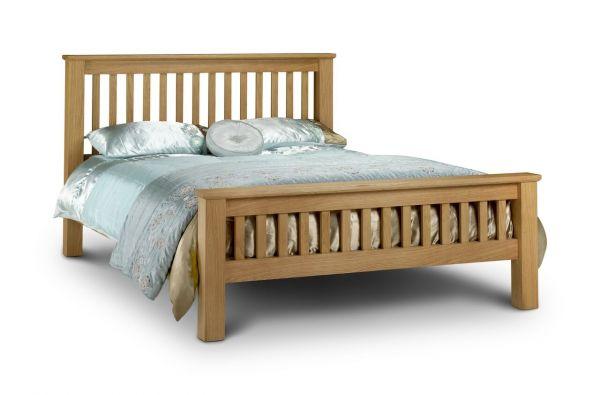 Julian Bowen Amsterdam HFE Oak Bed Frame