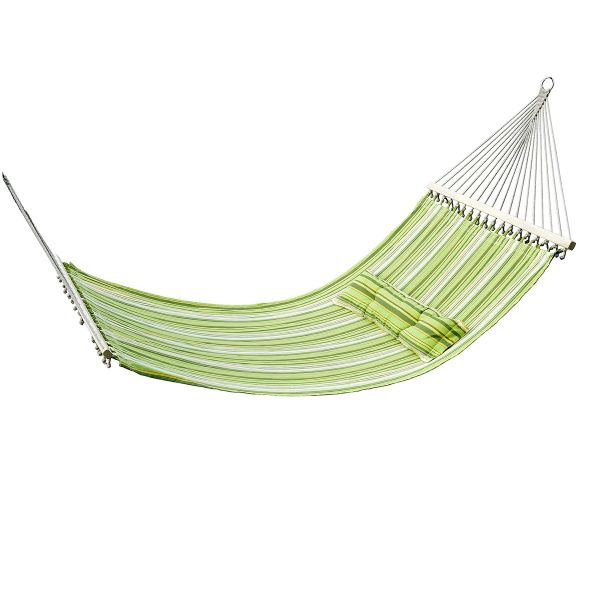 Outsunny 2 Person Hammock with Pillow