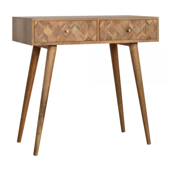 Assorted Console Table