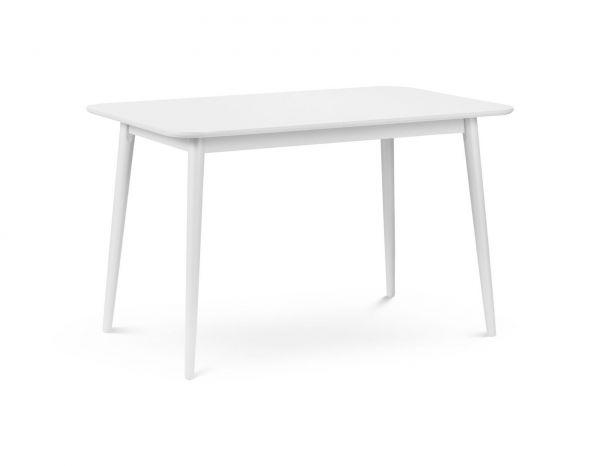 Julian Bowen Torino White Dining Table