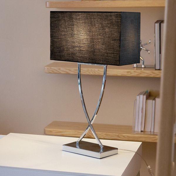 Yasuni Sleek Table Lamp - White or Black
