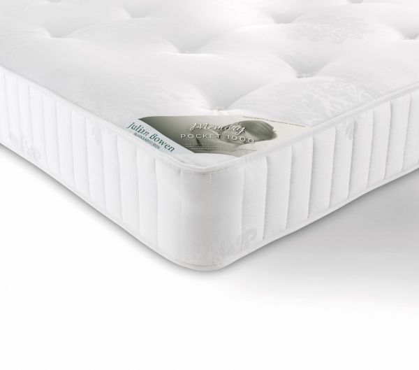 Julian Bowen Memory Foam 1000 Pocket Sprung Mattress