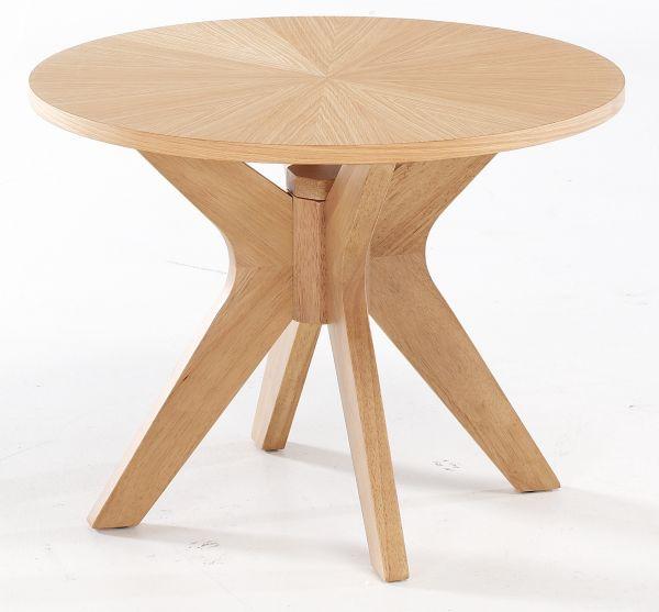 LPD Malmo End Table - White Oak