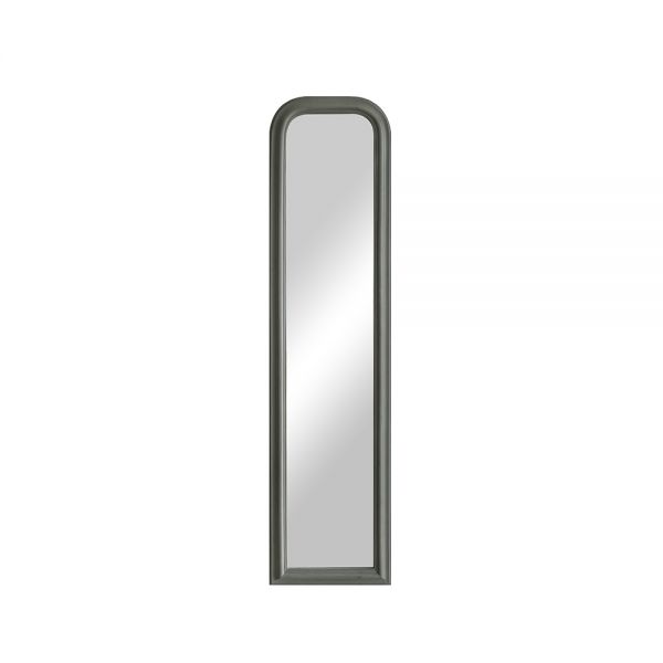 Arched Leaner Mirror - Grey