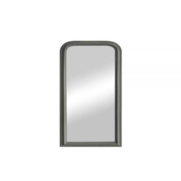 Arched Mirror - Grey