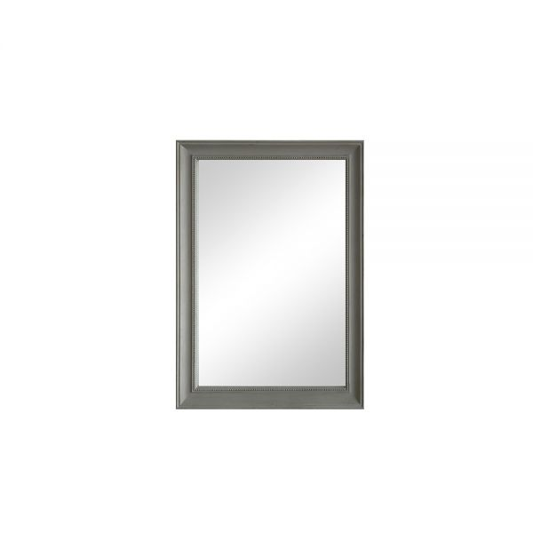Rectangular Mirror - Grey