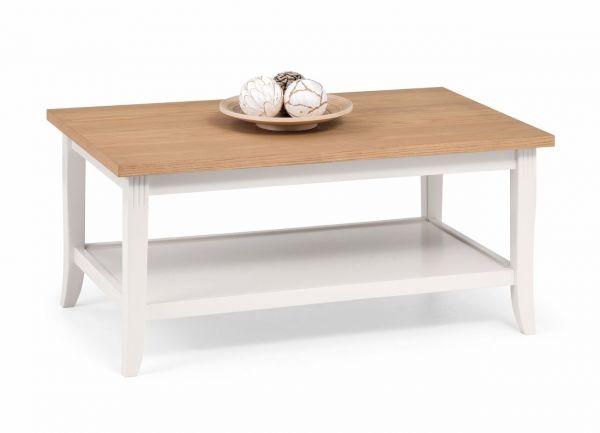 Julian Bowen Davenport White Oak Coffee Table