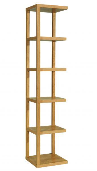 LPD Ontario Display Storage Unit - Oak