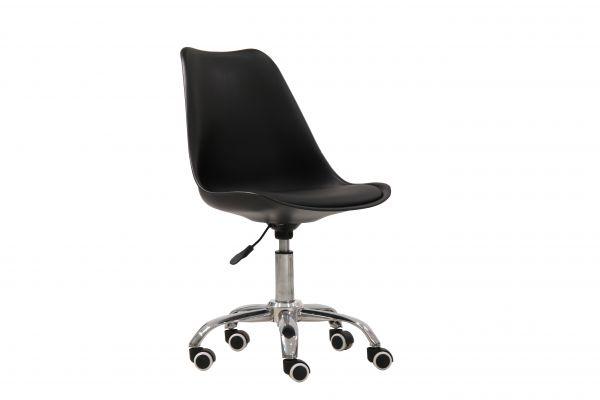 LPD Orsen Swivel Office Chair - Yellow, Black, Grey or White