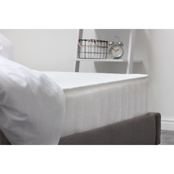 23cm Deep Orthopaedic Bonnel Coil Spring Mattress - 4 Sizes