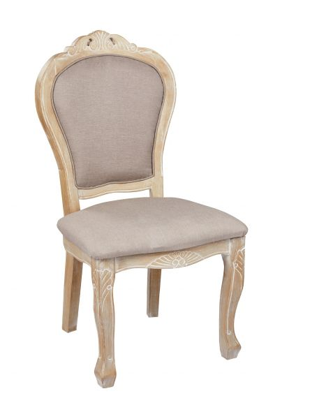 LPD Provence Dining Chair x2 - Oak