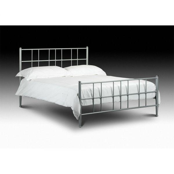 Braemar Metal 3FT Single Bed Frame