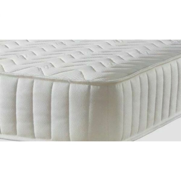 Budget Quilted Memory Foam and Spring Mattress
