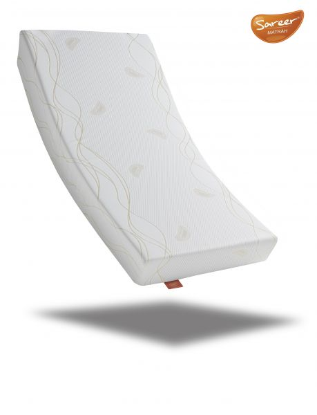 Sareer Ruby Gold Memory Foam 8+2 Mattress - All Sizes