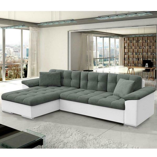 Avril Corner Sofabed with Storage