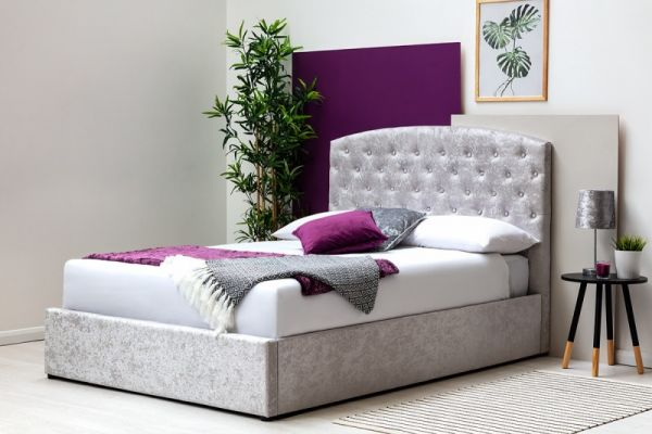Sedgwick Ottoman Storage Bed Frame 2 Sizes - 2 Colours