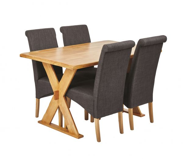 LPD Seville Dining Table - Oak