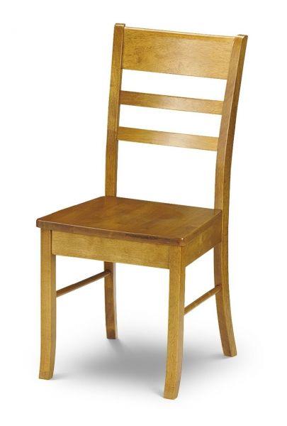 Julian Bowen Consort Honey Pine Dining Chair