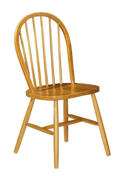 Julian Bowen Windsor Honey Pine Dining Chair