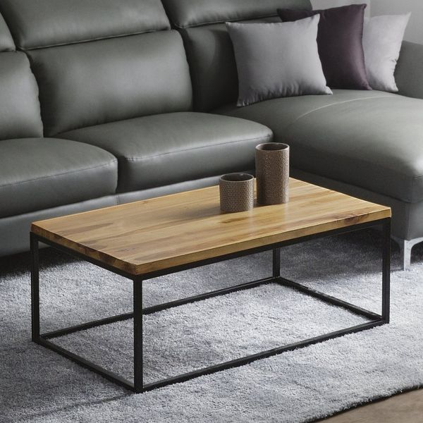 Pravo Light Wood Coffee Table