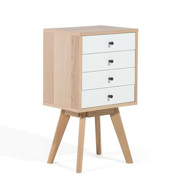 Phenix Chest of Drawers - White