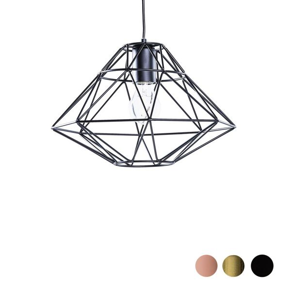 Guame Metal Pendant Lamp - 3 Colours