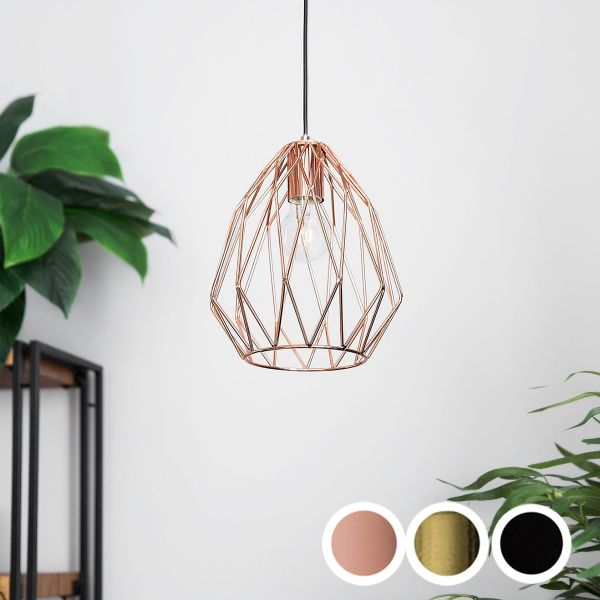Mager Pendant Lamp - 3 Colours