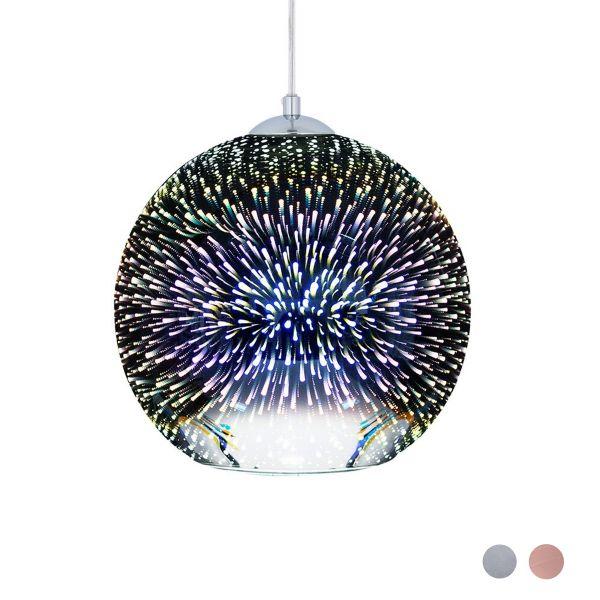 Sasira Glass Pendant Lamp - 2 Colours
