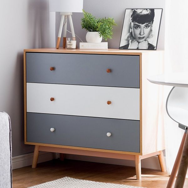 Mase Chest of Drawers - Brown