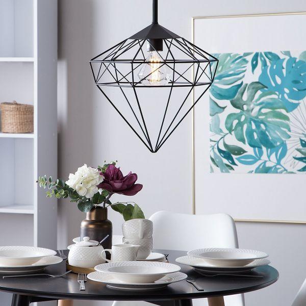 Itone Metal Pendant Lamp - Black