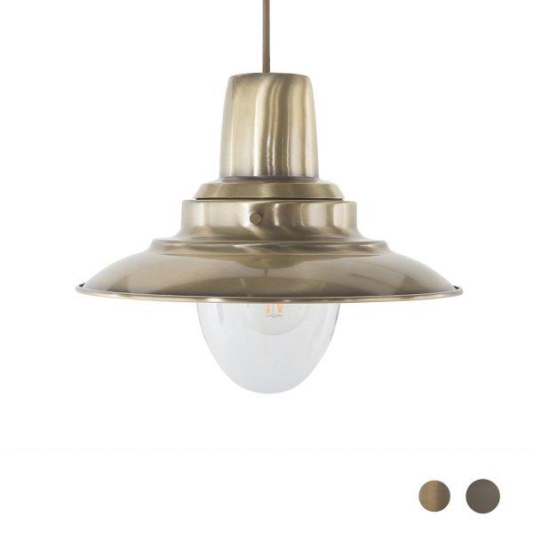 Panaga Metal Pendant Lamp - 2 Colours