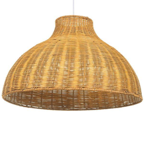 Millon Natural Rattan Pendant Lamp