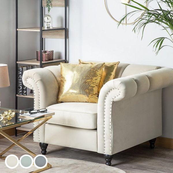 Laselva Fabric Armchair - 3 Colours