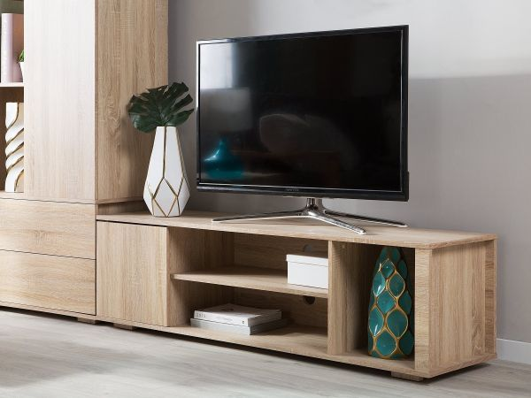 Rosa TV Stand - Light Wood