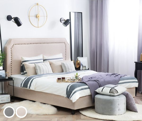 Conolel Fabric Divan Bed - Kingsize & Super Kingsize
