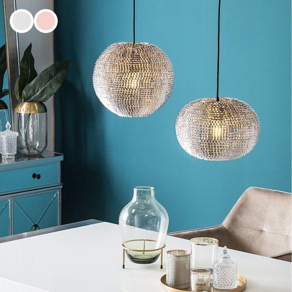 Rein Oval Pendant Light lamp - 2 Colours