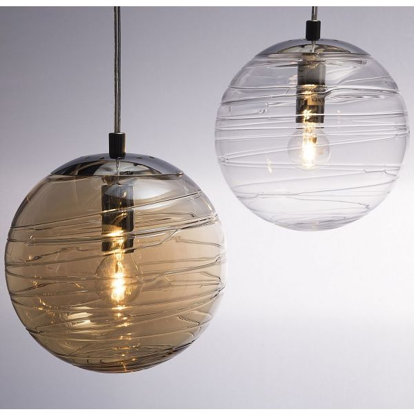 Marine Glass Pendant Lamp - 2 Colours