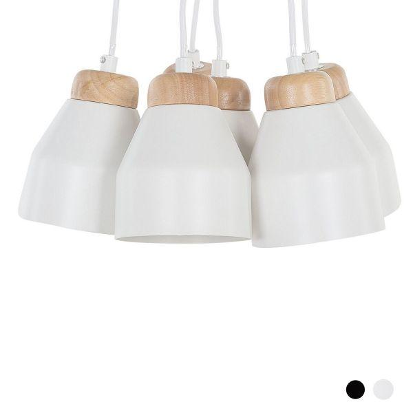 Cesto 6 Light Pendant Lamp - 2 Colours
