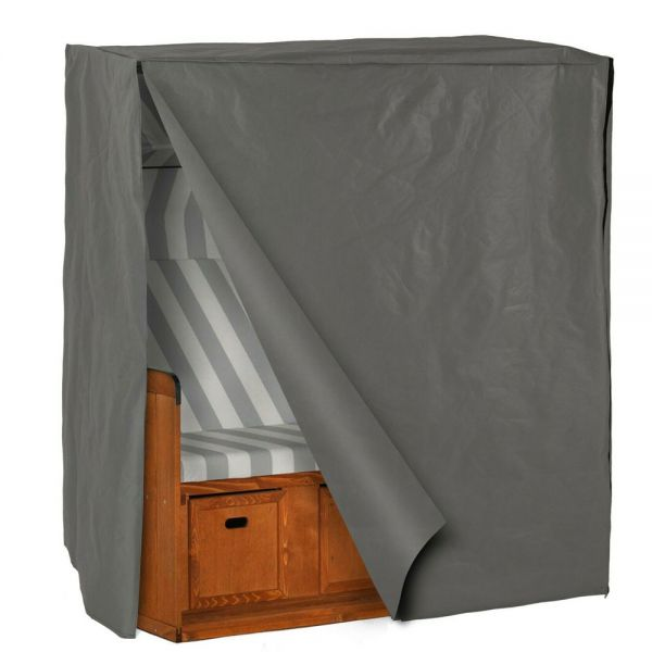 Weather Protection Garden Chair Cover - Grey Colour