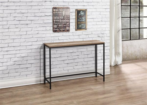 Birlea Urban Rustic Console Table