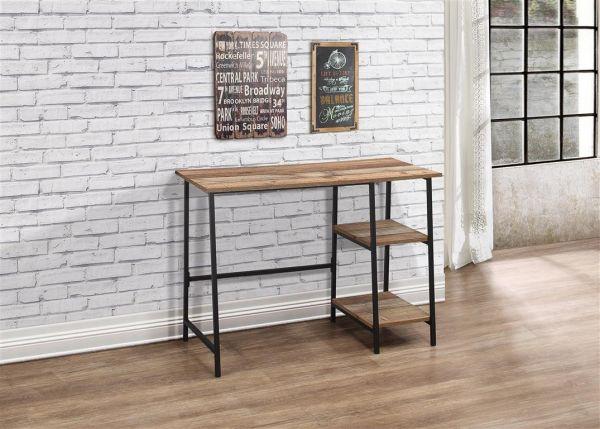Birlea Urban Rustic Office Study Desk