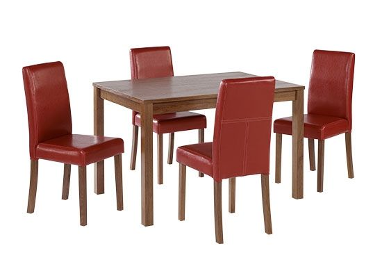 LPD Brompton Medium Dining Table - Walnut