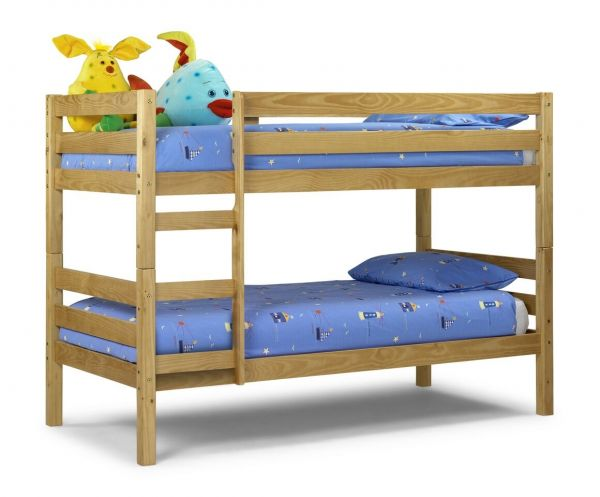 Julian Bowen Wyoming Pine Bunk Bed