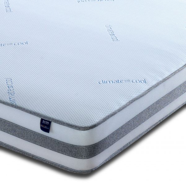 Vogue Swift Blucool Memory 400 Mattress - 4 Sizes