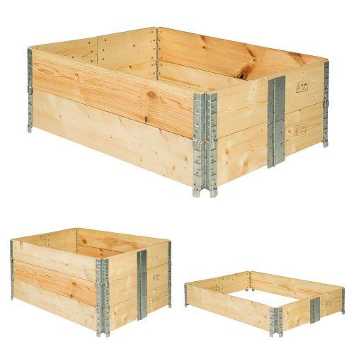 Foldable Raised Vegetable Garden Bed Frame - 3 Sizes
