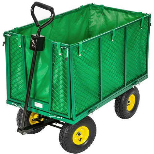 Heavy Duty Wheelbarrow Garden Cart XXL