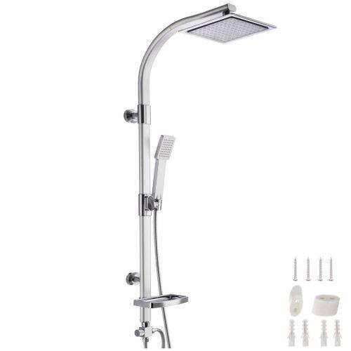 Bathroom Shower Rain Bar Handheld