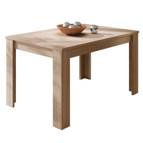 LANZA Extendable Dining Table - Oak Colour