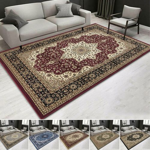 Antique Large Hallway Traditional Rugs 8 Various Colours