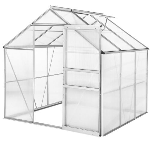 Polycarbonate Greenhouse Plants Protector  - 5.85m³